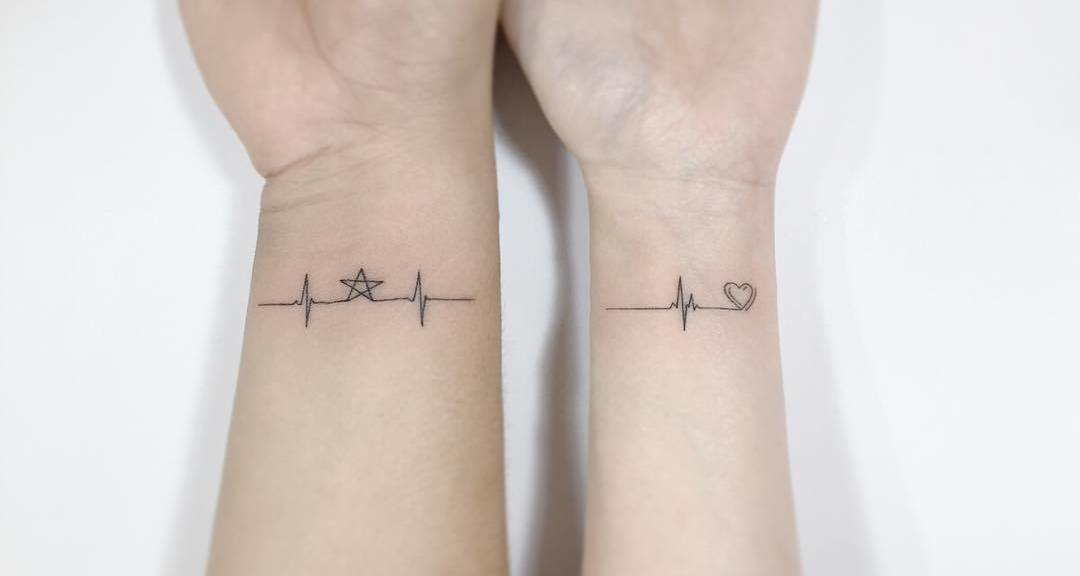 Super Cute And Minimalist Tattoos By Playground Tattoo-18