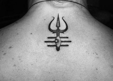 20 Mighty Trident Tattoo Designs And Meanings