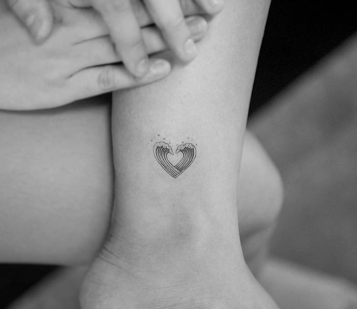 Heart Tattoo by Mr. K