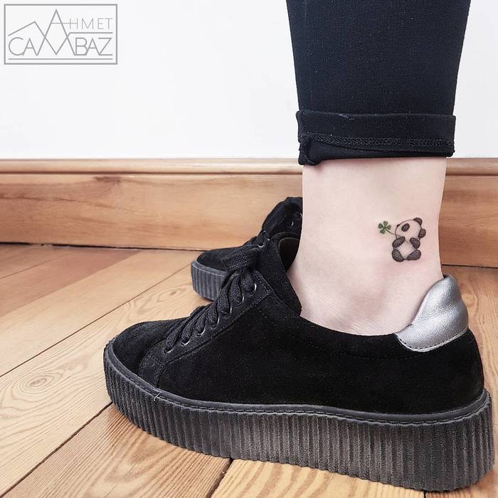 Adorable Tattoo by Ahmet Cambaz